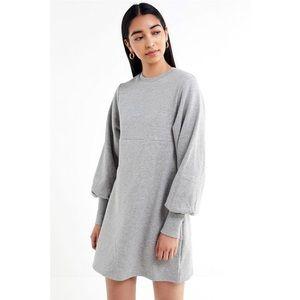 NWT Urban Outfitters | Alanna Sweatshirt Dress